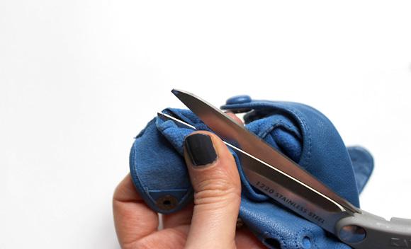 customise ses gants