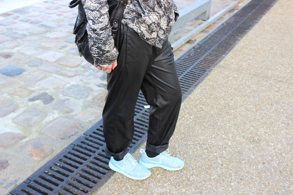 pantalon zara roshe run