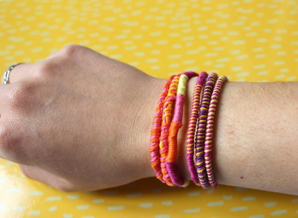 bracelet brésilien multi rangs3