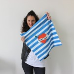 DIY : Le tote bag marin +Concours
