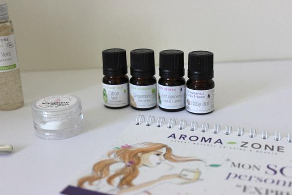 actif et parfum