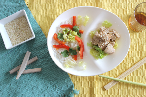 les salades qui changent recette