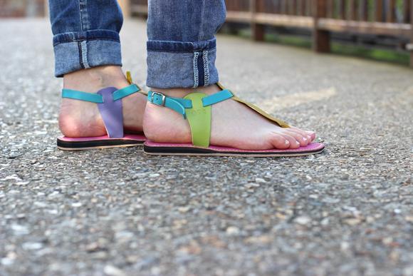 sandale personnalisée ma sandale
