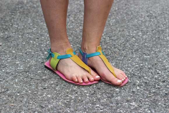 sandale personnalisee ma sandale
