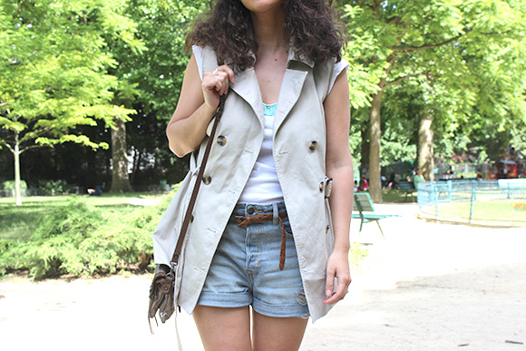 revisiter le trench diy