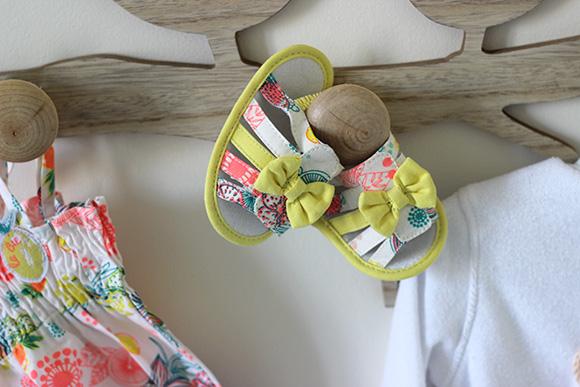 sandales la compagnie des petits