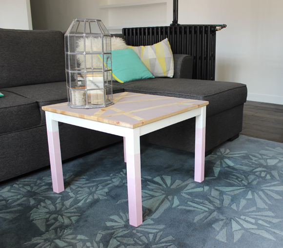 Table ikea d appoint tye die et geometrique - Table d appoint pliante ikea ...