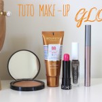 Tuto make-up : Glow