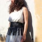 Look : La petite robe blanche d'été