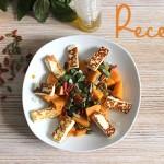 Recette : La salade de patate douce