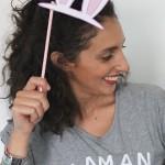 DIY : Une fête d'anniversaire sur le thème du lapin + Bar à bracelets