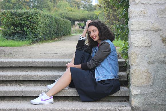 jupe-midi-et-marinière-blog-mode-paris