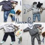 Instababy #7 : Novembre