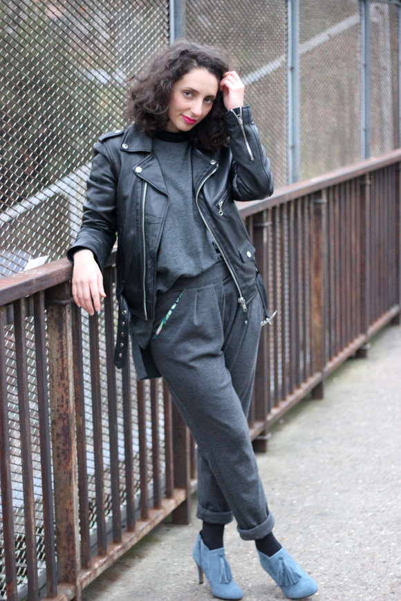 blog mode et diy look pantalon pliss