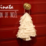 DIY : La couronne de Noël façon Piñata