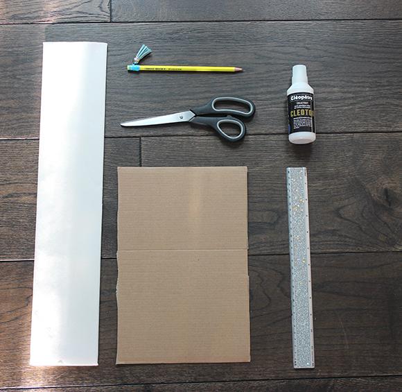 materiel pour realiser une pinata sapin de noel