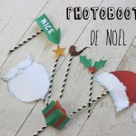 DIY : Le photobooth de Noël