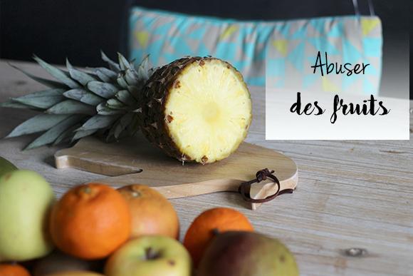 astuce regime abuser des fruits
