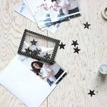 DIY : Des vœux étoilés pour accompagner vos cartes