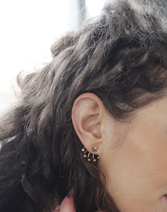 boucles d oreilles stradivarius bon plans blog mode ilovediy paris