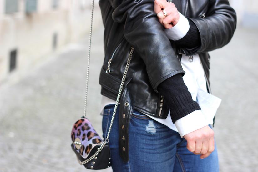 relooker le petit pull noir ilovediy blog mode paris