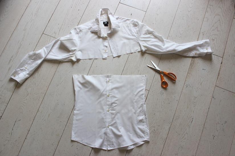 relooker une chemise d homme ilovediy