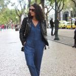 Look : La combi en jeans