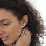 DIY : Les boucles d'oreilles géométriques