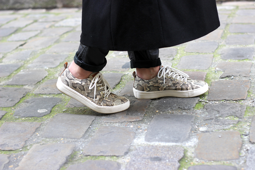 sneakers python eram blog mode paris ilovediy