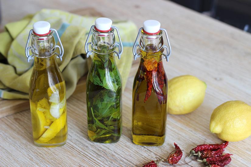 huile aromtise diy