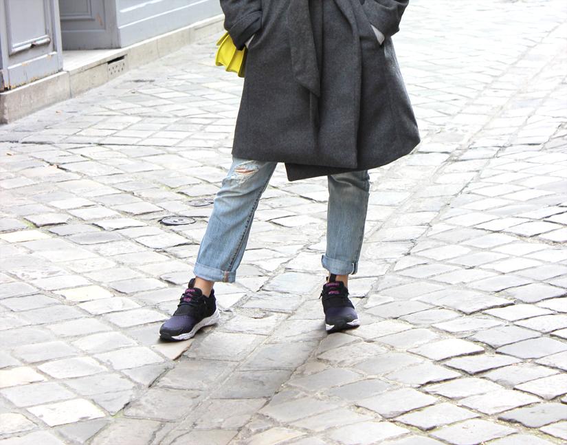 reebok 501 look street style paris blog mode