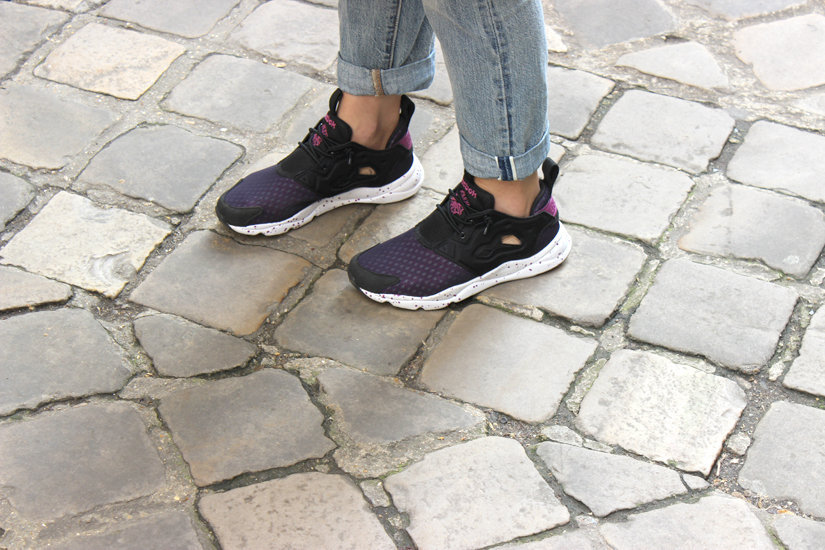 reebok street style paris blog mode