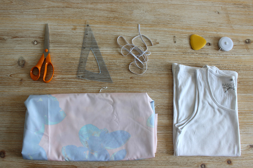 diy le top a grands volants