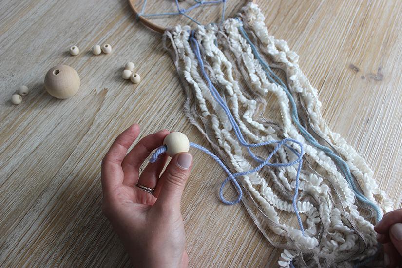 perles en bois creavea