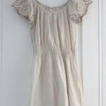 DIY : La robe trop longue qui devient top
