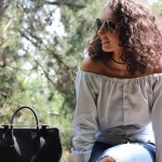 DIY : La chemise off-shoulder