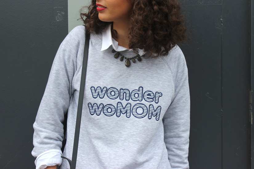 sweat wonderwomom