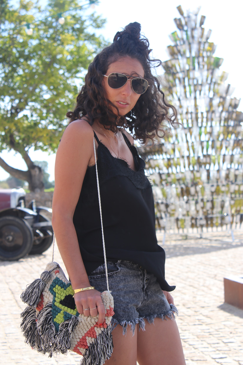 streetsyle blog mode porter le short en denim