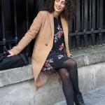 Look : La petite robe noire et l'automne indien