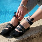 DIY : Les ballerines façon miu miu