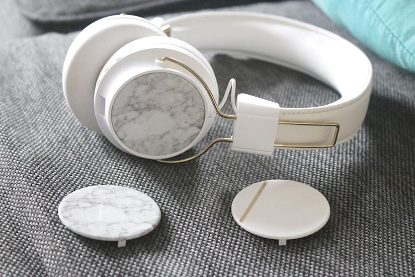 casque audio sudio marbre
