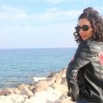 DIY : Le perfecto fleuri d'inspiration Gucci