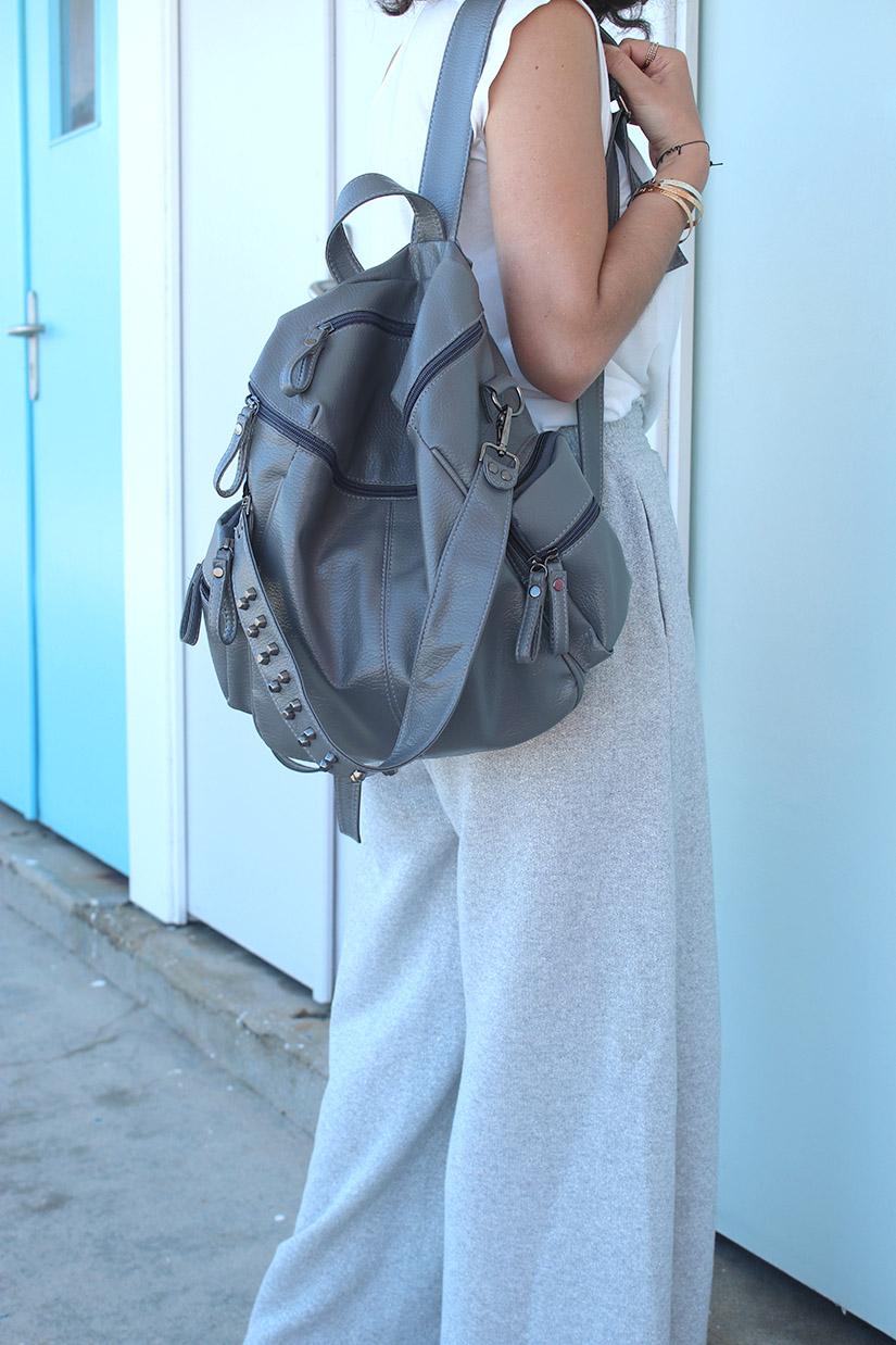 comment porter le sac a dos