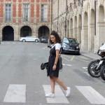Look : La robe cache-cœur