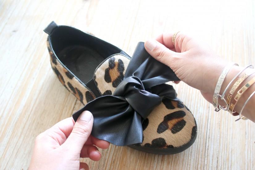 noeud chaussures diy
