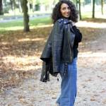 Look : Le jeans culotte