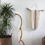 DIY Déco : Le luminaire bois flotté
