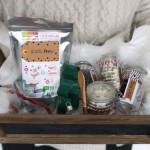Idée cadeau DIY : Le panier gourmand pour Noël