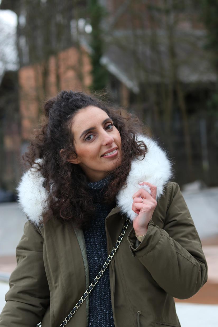 curly hair blog mode