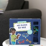 Mon nouveau Livre : Mes bijoux WAX aux Éditions Auzou